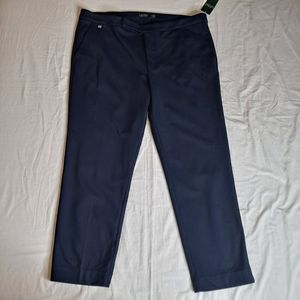 NWT Ralph Lauren Navy Blue Dress Pants sz XL
